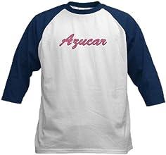 CafePress Kids Baseball Jersey - Azucar Kids Baseball Jersey