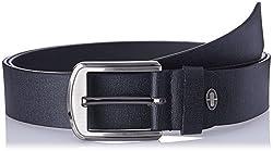 Dandy AW 14 Black Leather Men's Belt (MBLB-274-L)
