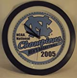 2005 North Carolina Mens Basketball Champs Clock
