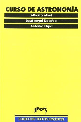 Curso de astronomía (Textos Docentes)