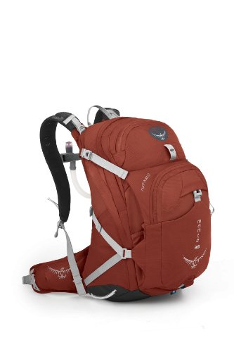 B008RB2CR8 Osprey Men's Manta 36 Hydration Pack, Radiant Red, Medium/Large