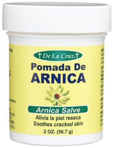 6pk - Arnica Salve Ointment - Pomada de Arnica