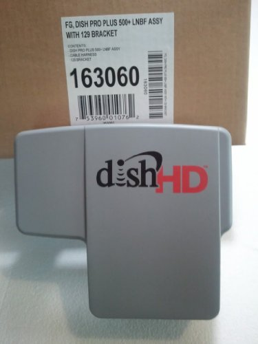 NEW Style DISH NETWORK DPP 500+ LNB 118.7 118 500 Plus LNBF PRO PLUS JUST RELEASED (Dish Network Dishes For 119 &118 compare prices)