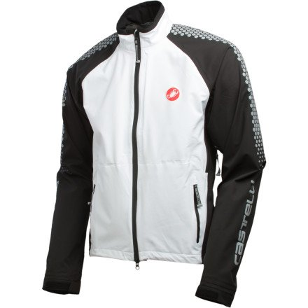 Buy Low Price Castelli Protezione Rain Jacket (B0060441JQ)