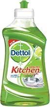 Dettol Kitchen Dish and Slab Gel - 200 ml (Lime Splash)