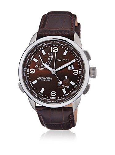 nautica-armbanduhr-analog-nai19509g-silver-tone