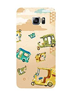 Aart 3D Luxury Desinger back Case and cover for Samsung Galaxy S6 Edge Plus created by Aart store