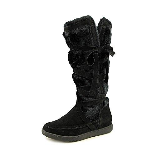 Report Signature Women's Lorrian Snow Boot, Black, 8 M US