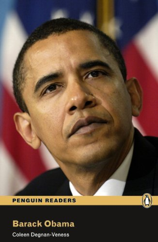 Penguin Readers: Level 2 BARACK OBAMA (Penguin Readers, Level 2)