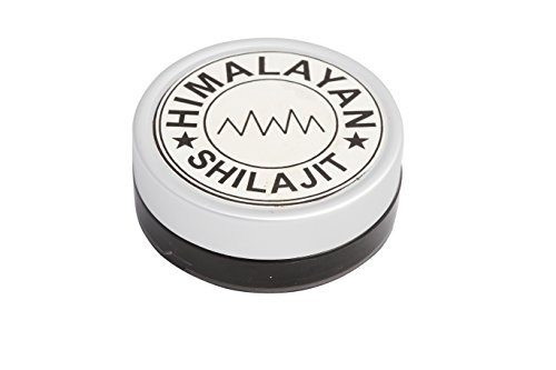 Himalayan Pure Shilajit - We Process, Source, and Ship Directly From the Himalayas (Khaplu) (20-Grams) (Black Shilajit Resin compare prices)