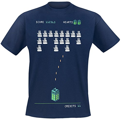 Doctor Who Tardis Game T-Shirt