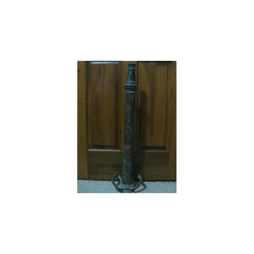 Antique Fire Hose Nozzle (30 Brass & Copper)