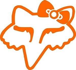 Orange Fox Racing Logo
