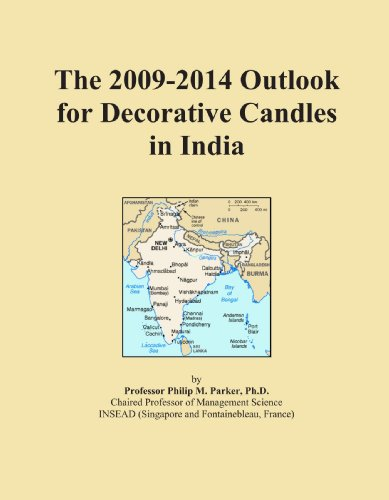 The 2009-2014 Outlook for Decorative Candles in India