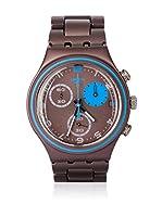 Swatch Reloj de cuarzo Man BLAUERFLECK YCM4003AG 40 mm