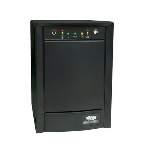 Buy Tripp Lite SMART1500SLT 1500VA 900W UPS Smart Tower AVR 120V USB DB9 SNMP for Servers 8 OutletsB0001AC2P0 Filter