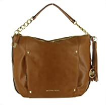 Hot Sale MICHAEL Michael Kors Large Devon Shoulder Bag, Light Luggage