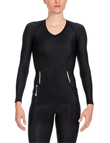 Skins-A200-Womens-Long-Sleeve-Compression-Top