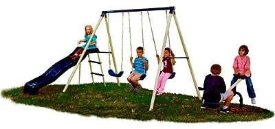 42544T Flexible Flyer Swing Set