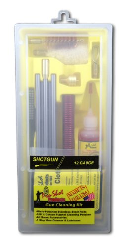 Pro-Shot 12 Gauge Shotgun Box Cleaning Kit