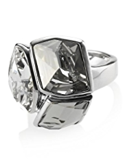 Autograph Cosmic Cluster Ring MADE WITH SWAROVSKI® ELEMENTS