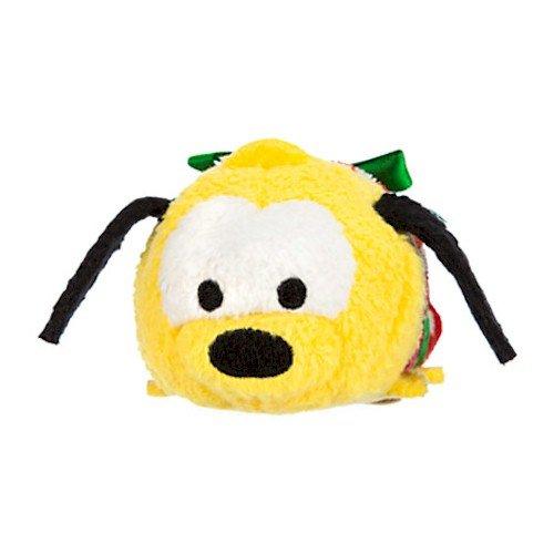 Disney Pluto ''Tsum Tsum'' Plush - Holiday - Mini - 3 1/2''
