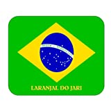 Brazil, Laranjal do Jari Mouse Pad
