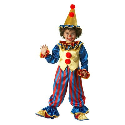InCharacter Clownin' Round Toddler Costume