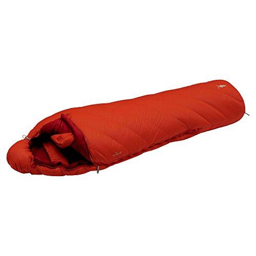 モンベル 寝袋 アルパイン ダウンハガー650 #0 サンライズレッド