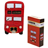 Routemaster London Bus Tea Bag Holder Spoon Rest