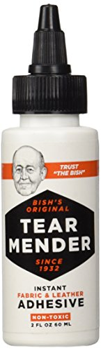 tear-mender-tg-2-bishs-original-tear-mender-instant-fabric-and-leather-adhesive-2-oz-bottle