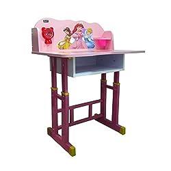 Parin PARNWGX56 Kids Study Desk (Pink)