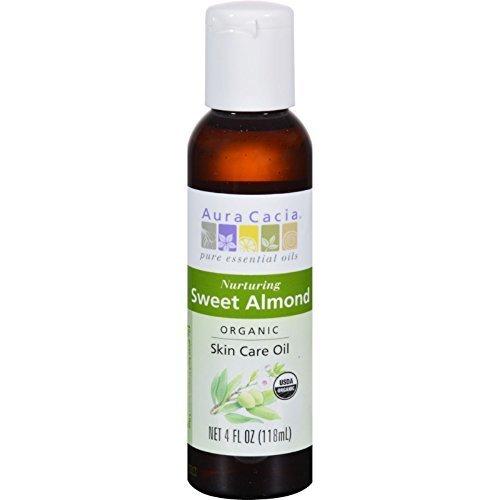 Aura Cacia Sweet Almond Oil