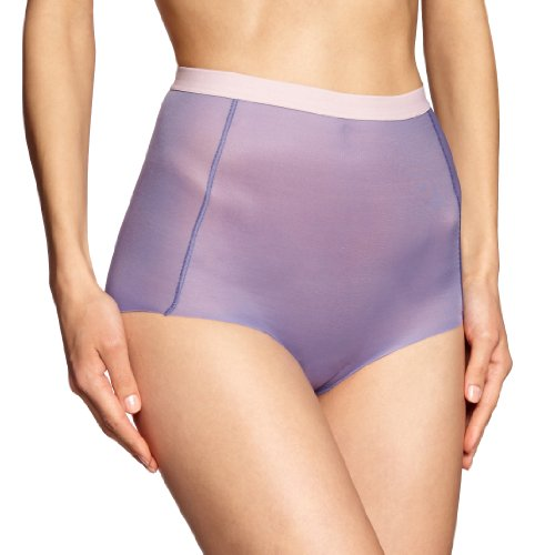 Triumph Damen Miederhose Light Sensation HWPA (1ND45), Gr. 48/50 (XL), Blau (PORCELAIN BLUE (LM))