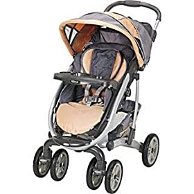 Baby's Store | Graco Quattro Tour Sport Stroller – Nectar from ibabystore.net