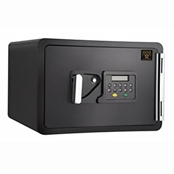 Paragon 7801 Electronic Digital Lock and Safe FirePrince Fire Safe Heavy Duty