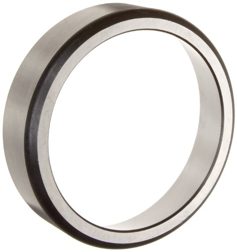 "Timken 3720 Tapered Roller Bearing Outer Race Cup, Steel, Inch, 3.672"" Outer Diameter, 0.9375"" Cup Width"