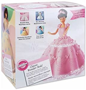 Wilton Wonder Mold Kit