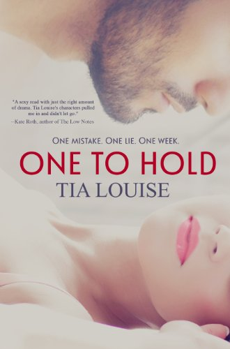One to Hold by Tia Louise