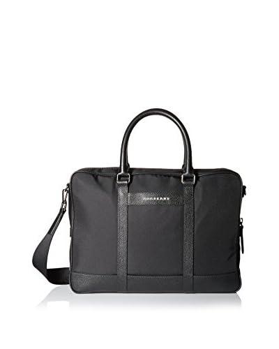 Burberry Men's Briefcase Bag, Black