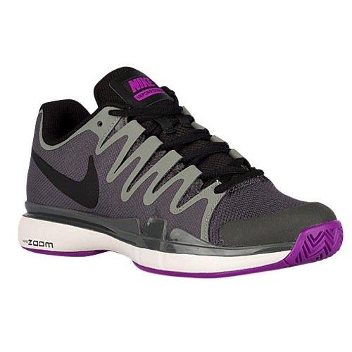 new product d0d65 27894 Nike Womens Zoom Vapor 9.5 Tour Tennis Shoes Midnight Fog Phantom Vivid  Purple 631475-001 Size 8   R