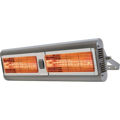 Solaria Electric Infrared Heater – Commercial-Grade, Indoor/Outdoor, 3000 Watt- 240 Volts