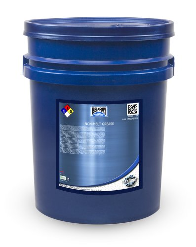 Bel-Ray 57440 Compressor and Vacuum Pump Oil, Grade ISO VG 100 (39 lb Pail)