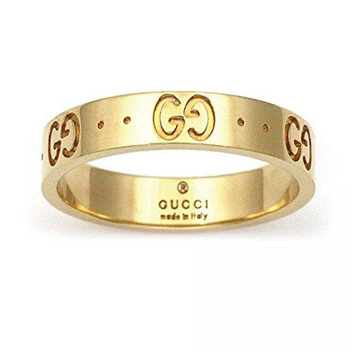 Anello Gucci Donna YBC073230001014 Oro Giallo