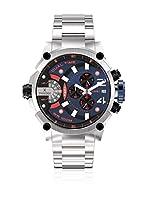 Timecode Reloj de cuarzo Man Tc-1003-08 Metálico 46 mm