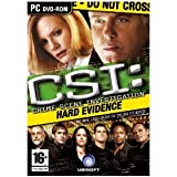 CSI: Crime Scene Investigation Hard Evidence (PC) Vista