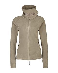 Bench - FUNNEL NECK - Veste en laine polaire pour femme - Marron3 - S