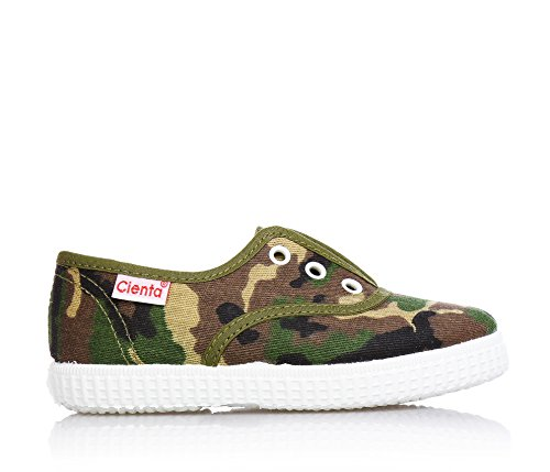 CIENTA - Scarpa camouflage, Beige Bambino-30