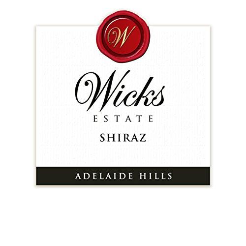 2013 Wicks Estate Adelaide Hills Shiraz 750 Ml
