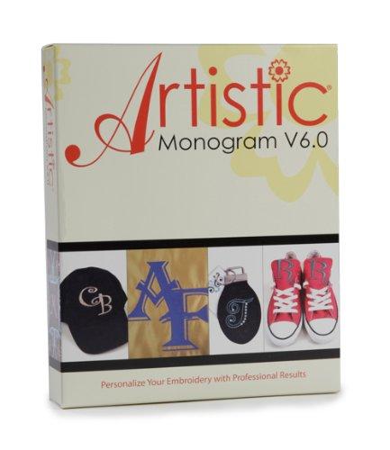 Artistic Monogram Designer (Janome Monogram compare prices)
